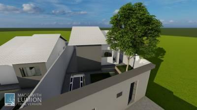 Casa de 62,10m²,  à venda