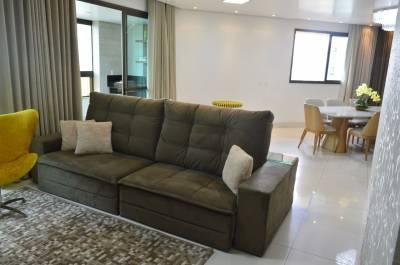 Apartamento de 198,65m²,  para alugar