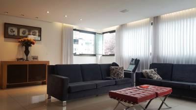Apartamento de 135,47m²,  para alugar