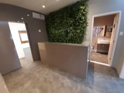 Sala de 120,00m²,  para alugar