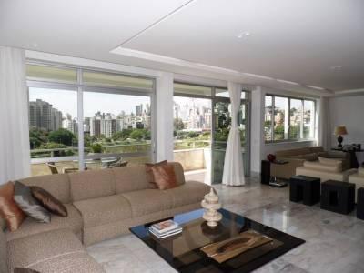 Apartamento de 278,00m²,  para alugar