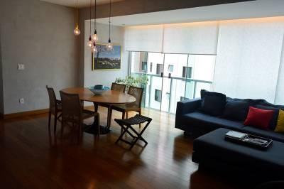 Apartamento de 107,42m²,  à venda
