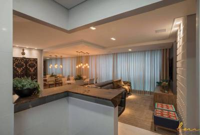 Apartamento de 107,00m²,  à venda