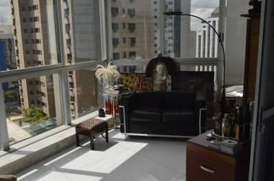 Apartamento de 238,19m²,  para alugar