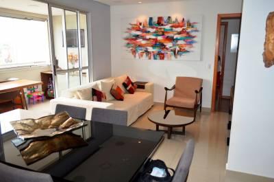 Apartamento de 102,72m²,  à venda