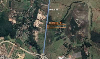 Terreno / Área de 68.000,00m²,  à venda