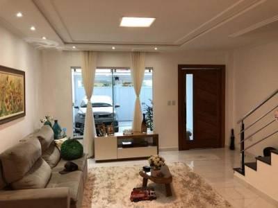 Casa Duplex de 127,00m²,  à venda