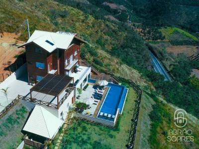 Casa em condomínio de 571,00m²,  à venda