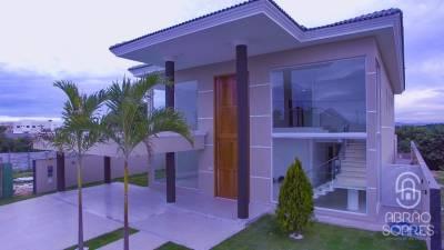 Casa em condomínio de 586,00m²,  à venda