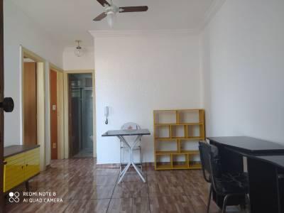 Apartamento de 43,21m²,  para alugar