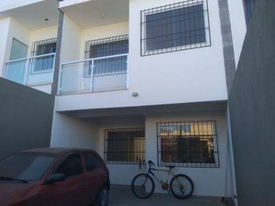 Casa Duplex de 160,00m²,  para alugar