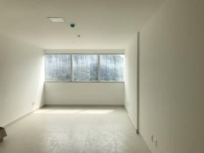 Sala de 29,56m²,  para alugar