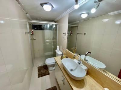 Apartamento de 80,73m²,  à venda