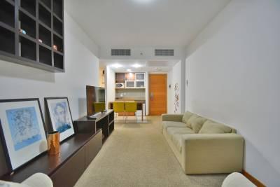 Flat de 46,00m²,  para alugar
