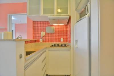 Apartamento de 34,00m²,  para alugar