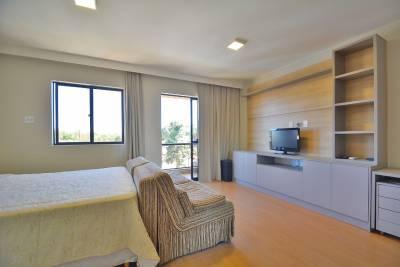 Apart Hotel de 37,00m²,  para alugar