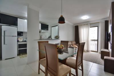 Apartamento de 61,29m²,  à venda