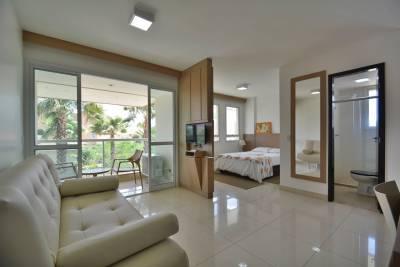 Apartamento de 46,66m²,  para alugar