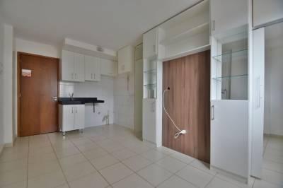 Apartamento de 28,00m²,  para alugar