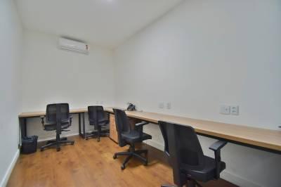Sala de 10,00m²,  para alugar