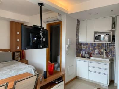 Apartamento de 29,00m²,  à venda