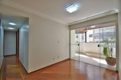 Apartamento de 112,00m²,  para alugar