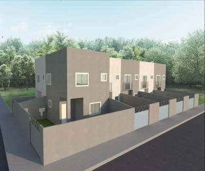 Casa geminada de 43,10m²,  à venda