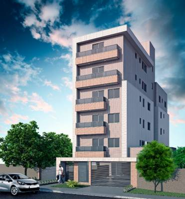 Apartamento de 87,20m²,  à venda