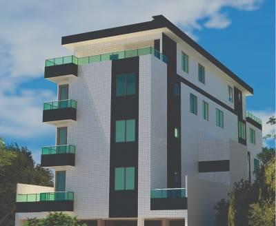Área privativa de 80,00m²,  à venda