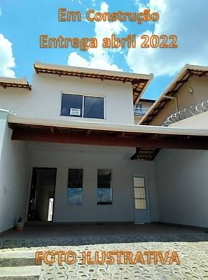 Casa geminada de 226,00m²,  à venda