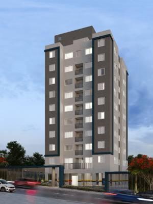 Apartamento de 44,60m²,  à venda