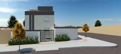 Casa de 62,11m²,  à venda