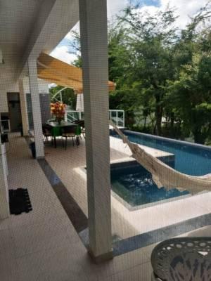 Casa em condomínio de 500,00m²,  para alugar