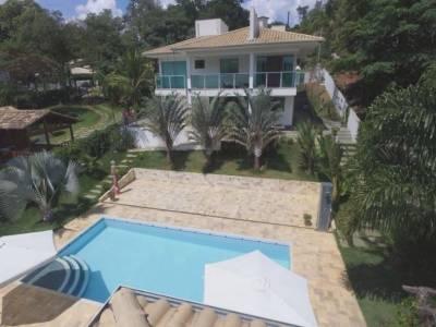 Casa em condomínio de 389,00m²,  à venda
