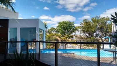 Casa em condomínio de 350,00m²,  para alugar