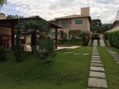 Casa em condomínio de 287,00m²,  à venda