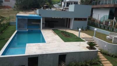 Casa em condomínio de 506,00m²,  à venda