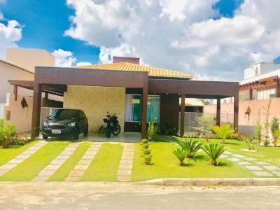 Casa em condomínio de 120,00m²,  para alugar