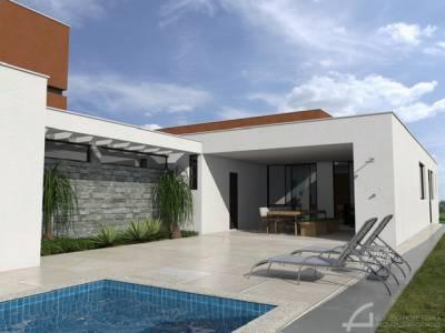 Casa em condomínio de 415,00m²,  à venda