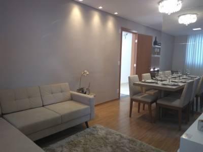 Apartamento de 57,90m²,  à venda