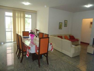 Apartamento de 140,00m²,  para alugar