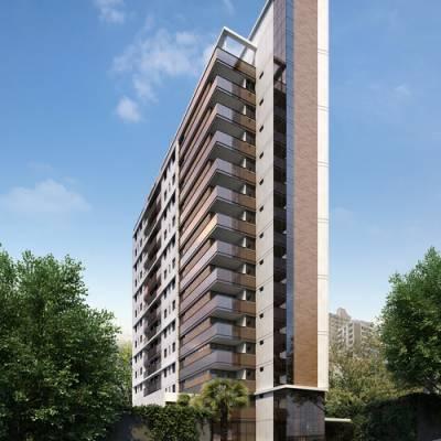 Apartamento de 133,00m²,  à venda