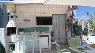 Cobertura Duplex de 151,00m²,  à venda