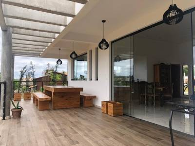 Casa em condomínio de 1.000,00m²,  à venda