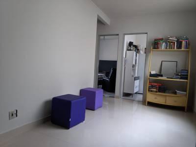 Apartamento de 48,31m²,  à venda
