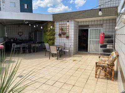Cobertura Duplex de 260,00m²,  à venda