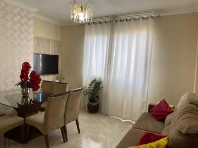 Apartamento de 72,28m²,  à venda