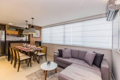 Apartamento de 44,00m²,  à venda