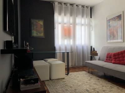 Apartamento de 49,29m²,  à venda
