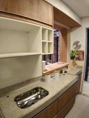 Apartamento de 47,40m²,  à venda